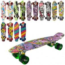 Скейт Пенни борд (Penny board) 0748-1