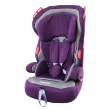 Автокресло CARRELLO Premier CRL-9801 Crown Purple