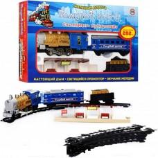 """Детская железная дорога 7014 """"Голубой вагон"""" (длина пути 282 см)"""