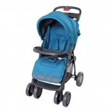 Коляска прогулочная BABYCARE City BC-5201 Blue