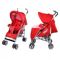 Прогулочная коляска-трость Baby TILLY Spring BT-SB-0003 RED