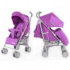 Коляска прогулочная BABYCARE Pride BC-1412 Purple
