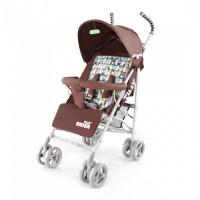 Прогулочная коляска-трость Baby TILLY Rider BT-SB-0002 BROWN с дополнительными опциями