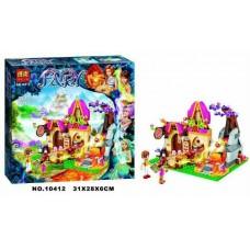 """Конструктор Bela Fairy (Фейри) 10412 """"Волшебная Пекарня Азари"""", 323 деталей"""