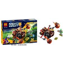 """Конструктор Bela 10481 Nexo Knights (аналог Лего 70313) """"Лавинный разрушитель Молтора"""", 198 деталей"""