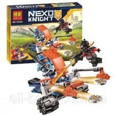 "Конструктор Bela 10484 Nexo Knights (аналог Лего 70310) ""Королевский боевой бластер"", 88 деталей"