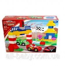 Конструктор Madness CARS 5116 Тачки