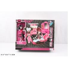 Кукла Monster High 66534 с мебелью