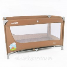 Манеж игровой Carrello Uno CRL-7304 Brown