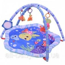 Детский игровой коврик FitchBaby Подводный Мир 8831