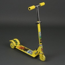 Детский самокат 3206/779-52 (желтый)