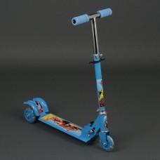 Детский самокат 3206/779-52 (голубой)