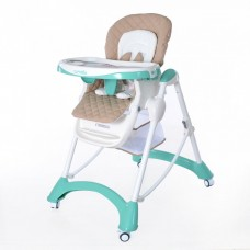 Стульчик для кормления CARRELLO Caramel CRL-9501 Green