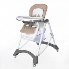 Стульчик для кормления CARRELLO Caramel CRL-9501 Grey