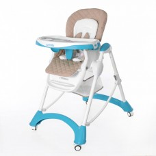 Стульчик для кормления CARRELLO Caramel CRL-9501 Blue