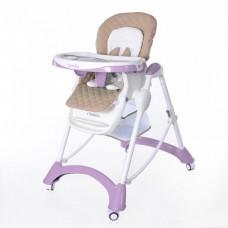 Стульчик для кормления CARRELLO Caramel CRL-9501 Purple