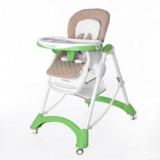 Стульчик для кормления CARRELLO Caramel CRL-9501 Light Green