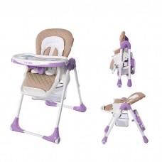 Стульчик для кормления CARRELLO Toffee CRL-9502 Purple