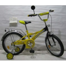 Велосипед Explorer 18'' T-21813 yellow + black