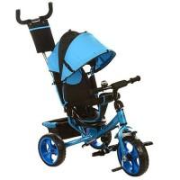 Трехколесный детский велосипед Turbo trike 3113-5 (колеса пена)